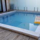 für Gundel: unser Pool...