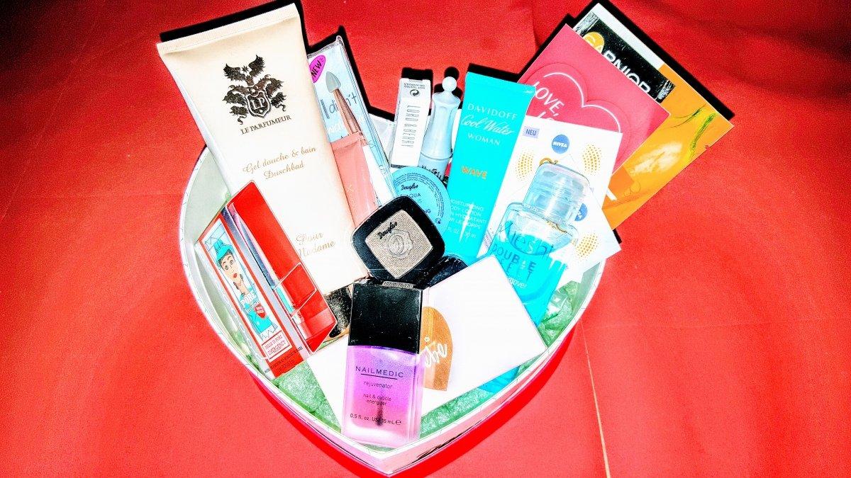 Mein Cosmetio Valentinsherz :-)